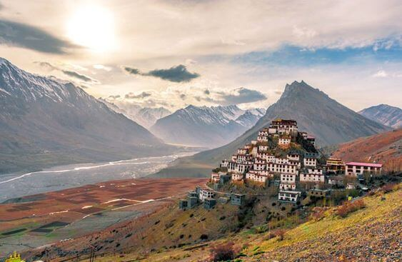 places to travel in india