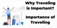 Why traveling is important?