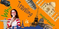 Why travelling is important?