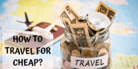 How to travel for cheap in India?