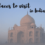 Places to visit in India